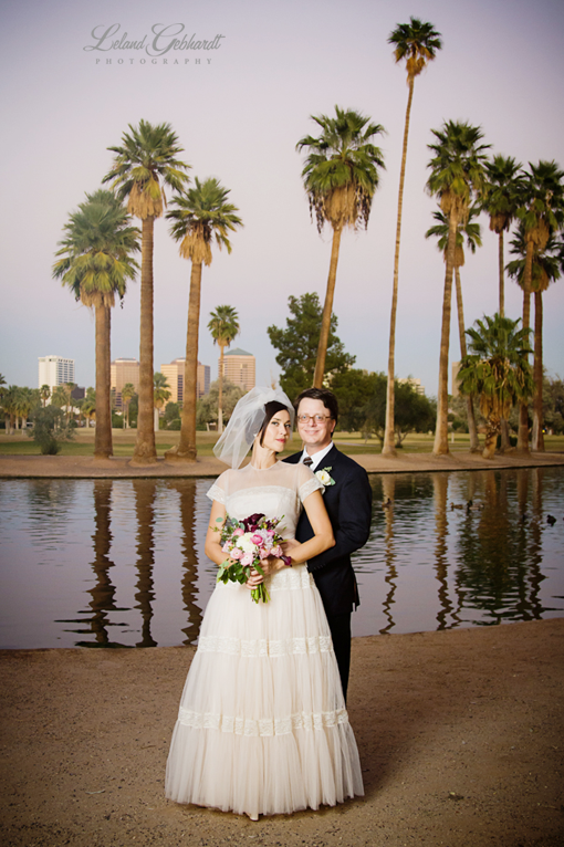 Leland Gebhardt Phoenix Arizona Wedding Photography